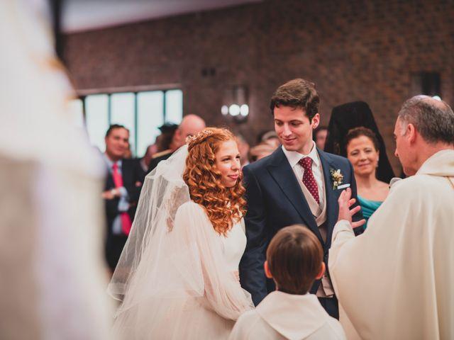 La boda de Jorge y Gabriela en San Agustin De Guadalix, Madrid 131