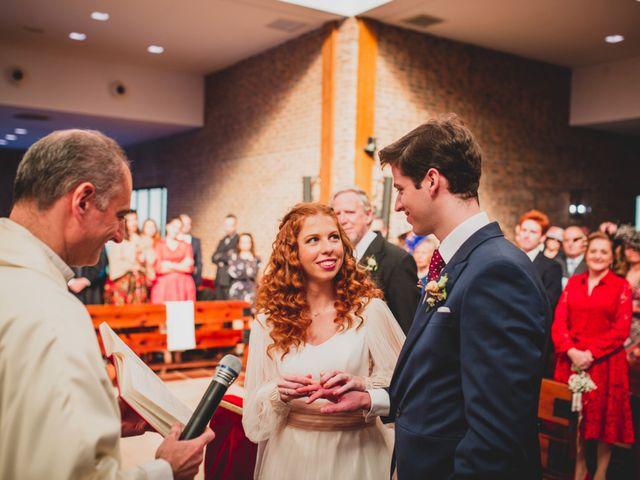 La boda de Jorge y Gabriela en San Agustin De Guadalix, Madrid 132