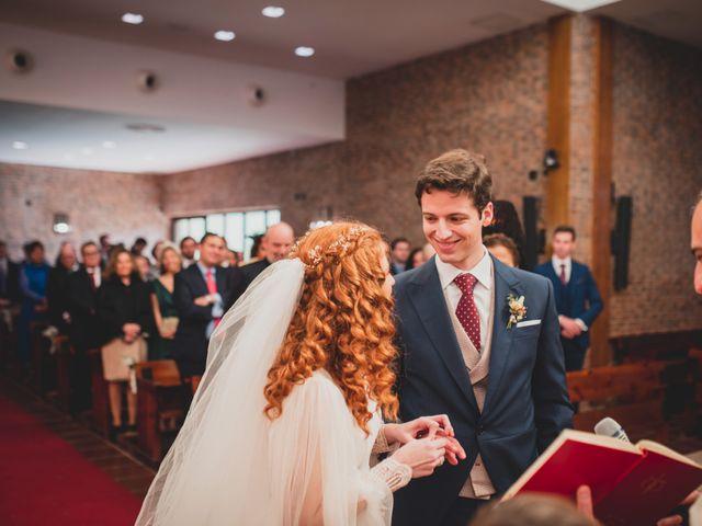 La boda de Jorge y Gabriela en San Agustin De Guadalix, Madrid 133