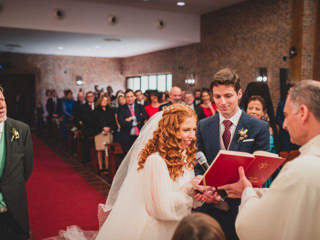 La boda de Jorge y Gabriela en San Agustin De Guadalix, Madrid 135