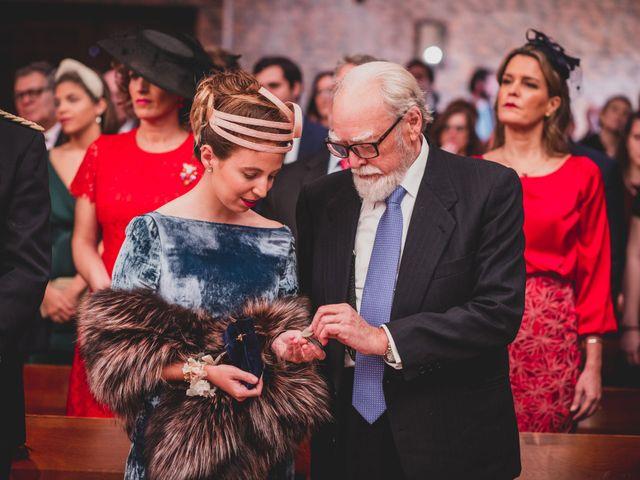 La boda de Jorge y Gabriela en San Agustin De Guadalix, Madrid 137