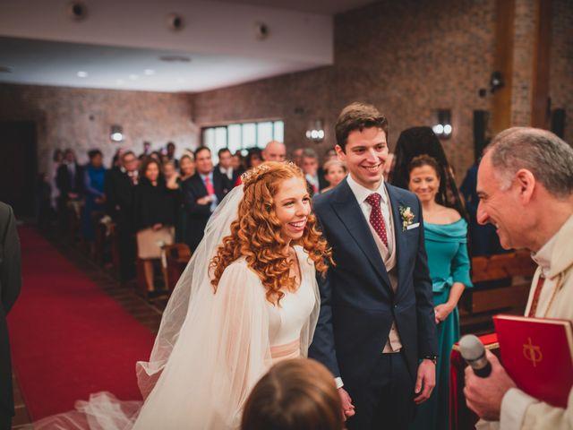 La boda de Jorge y Gabriela en San Agustin De Guadalix, Madrid 139