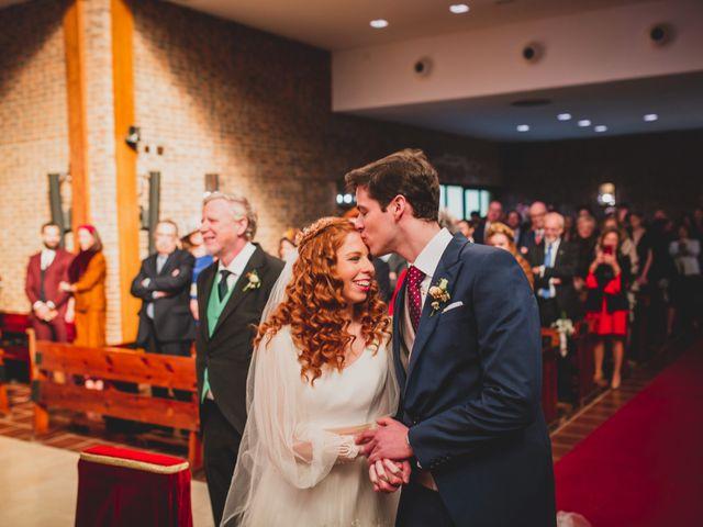 La boda de Jorge y Gabriela en San Agustin De Guadalix, Madrid 140