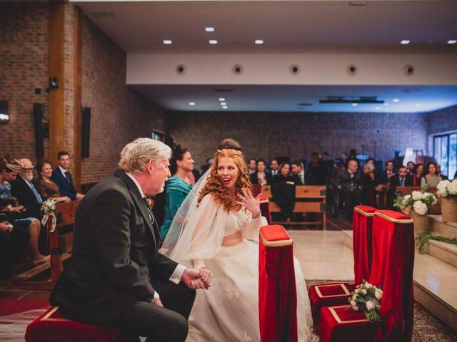 La boda de Jorge y Gabriela en San Agustin De Guadalix, Madrid 143