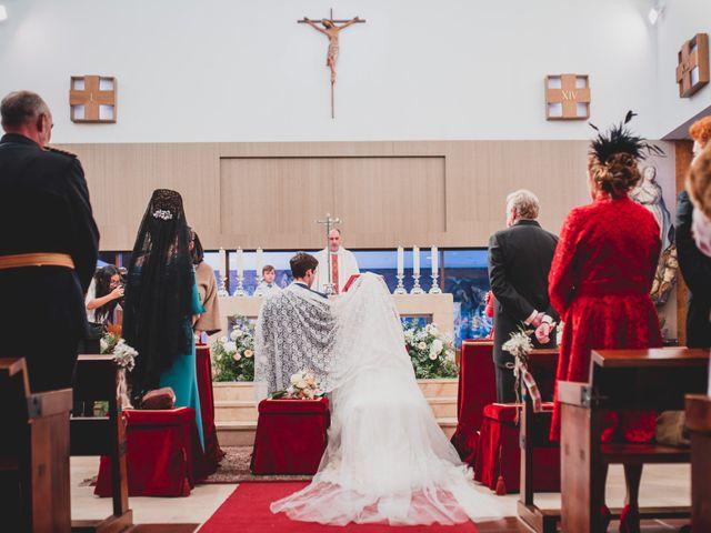 La boda de Jorge y Gabriela en San Agustin De Guadalix, Madrid 144