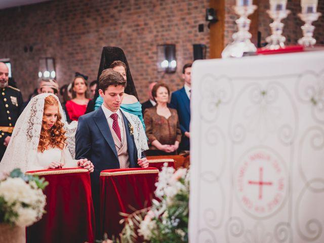 La boda de Jorge y Gabriela en San Agustin De Guadalix, Madrid 145