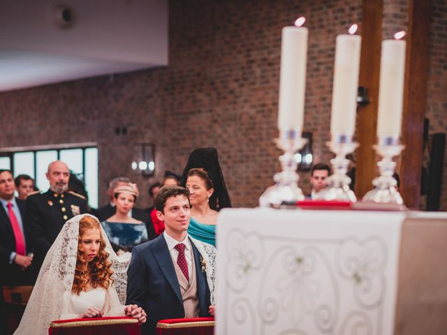 La boda de Jorge y Gabriela en San Agustin De Guadalix, Madrid 146