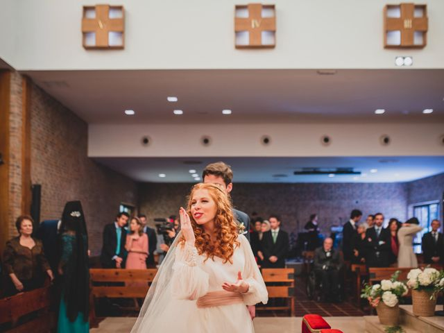 La boda de Jorge y Gabriela en San Agustin De Guadalix, Madrid 147