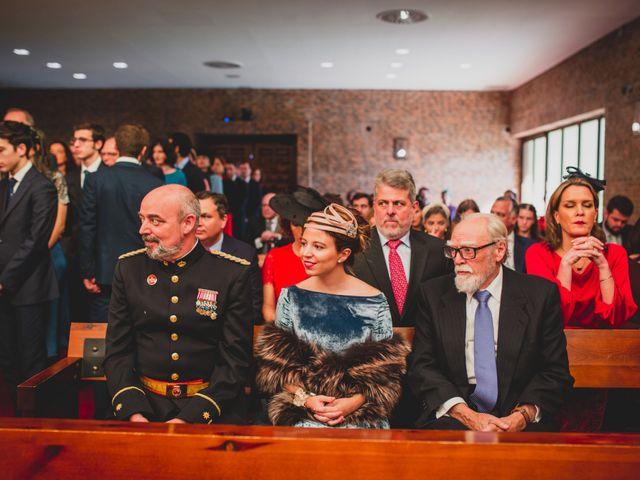 La boda de Jorge y Gabriela en San Agustin De Guadalix, Madrid 150