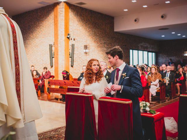 La boda de Jorge y Gabriela en San Agustin De Guadalix, Madrid 153