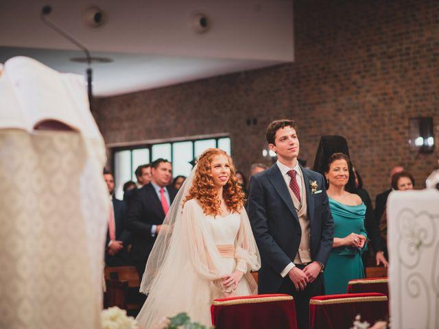 La boda de Jorge y Gabriela en San Agustin De Guadalix, Madrid 154