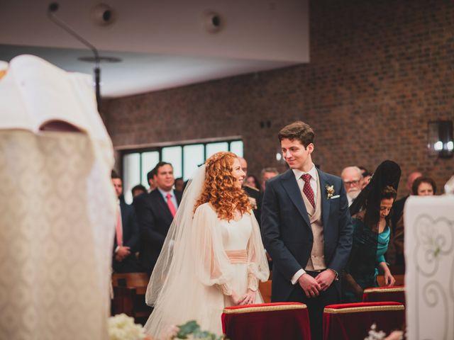 La boda de Jorge y Gabriela en San Agustin De Guadalix, Madrid 155