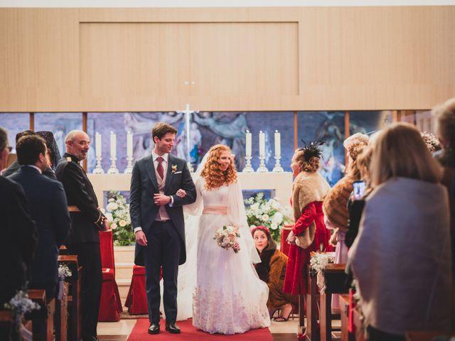 La boda de Jorge y Gabriela en San Agustin De Guadalix, Madrid 161
