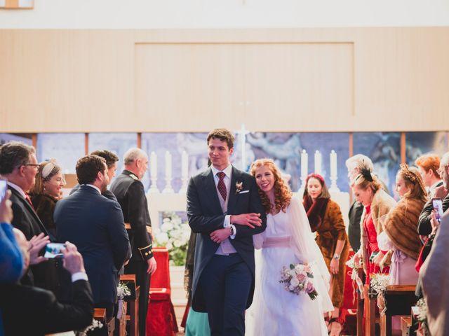 La boda de Jorge y Gabriela en San Agustin De Guadalix, Madrid 162