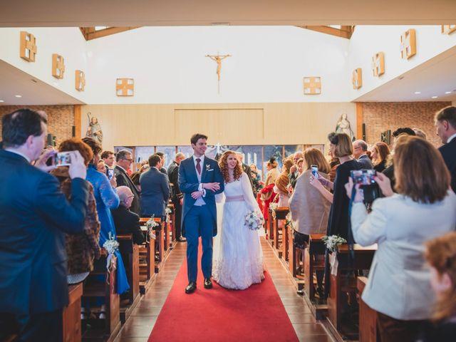 La boda de Jorge y Gabriela en San Agustin De Guadalix, Madrid 164