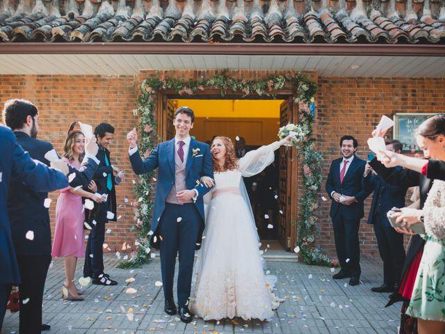 La boda de Jorge y Gabriela en San Agustin De Guadalix, Madrid 166
