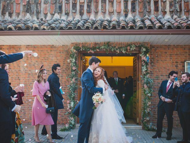 La boda de Jorge y Gabriela en San Agustin De Guadalix, Madrid 167