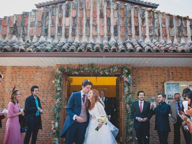 La boda de Jorge y Gabriela en San Agustin De Guadalix, Madrid 168