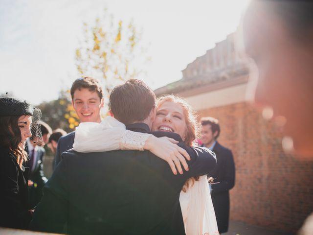 La boda de Jorge y Gabriela en San Agustin De Guadalix, Madrid 169