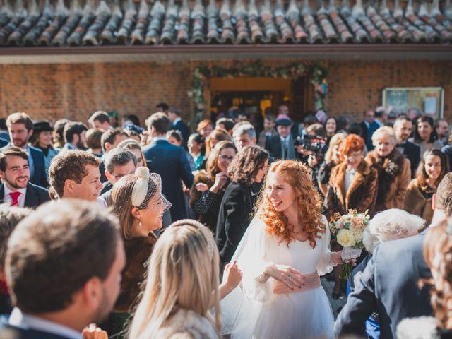 La boda de Jorge y Gabriela en San Agustin De Guadalix, Madrid 175
