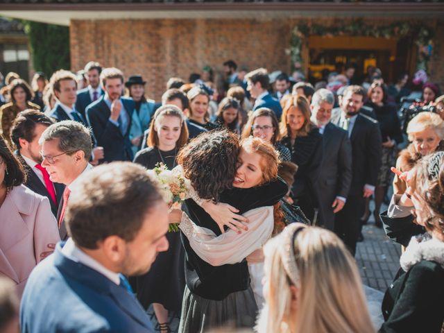 La boda de Jorge y Gabriela en San Agustin De Guadalix, Madrid 177