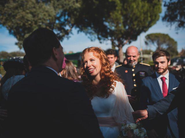 La boda de Jorge y Gabriela en San Agustin De Guadalix, Madrid 184