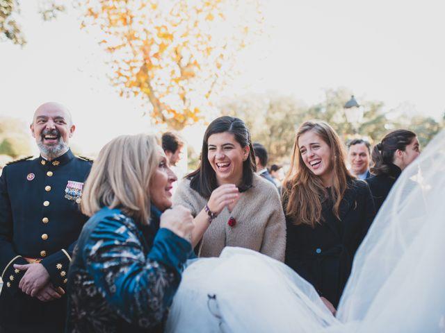La boda de Jorge y Gabriela en San Agustin De Guadalix, Madrid 188
