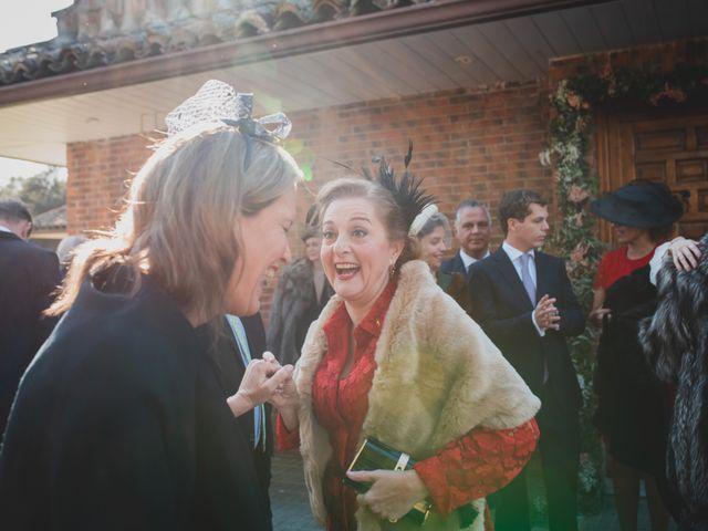 La boda de Jorge y Gabriela en San Agustin De Guadalix, Madrid 194