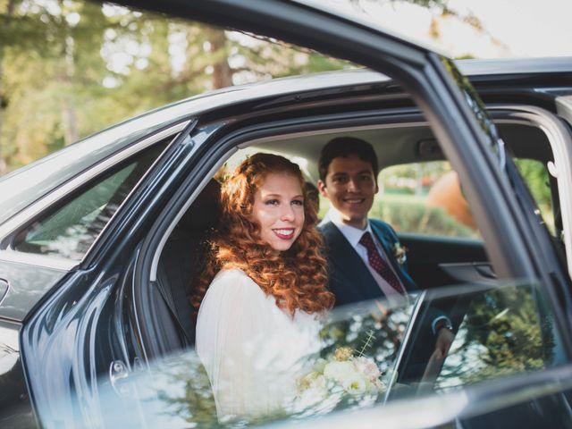 La boda de Jorge y Gabriela en San Agustin De Guadalix, Madrid 197