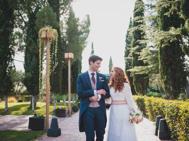 La boda de Jorge y Gabriela en San Agustin De Guadalix, Madrid 200