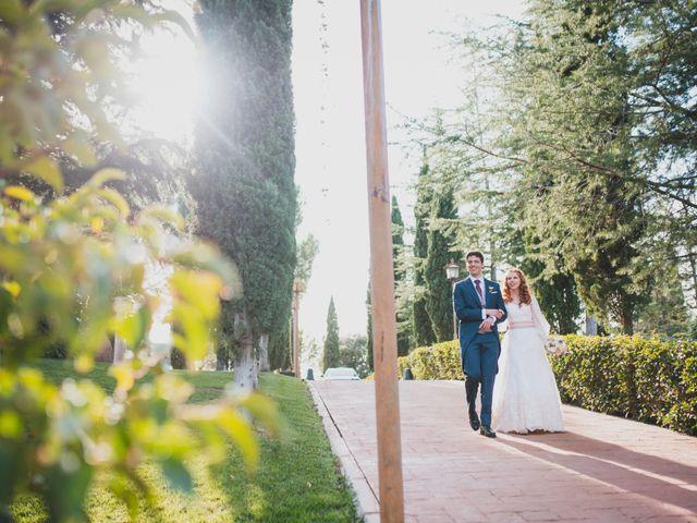 La boda de Jorge y Gabriela en San Agustin De Guadalix, Madrid 202