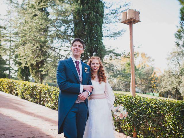 La boda de Jorge y Gabriela en San Agustin De Guadalix, Madrid 203