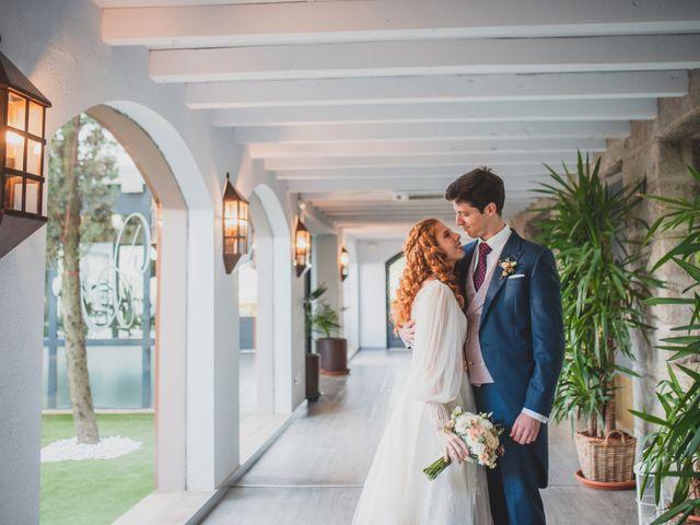 La boda de Jorge y Gabriela en San Agustin De Guadalix, Madrid 204