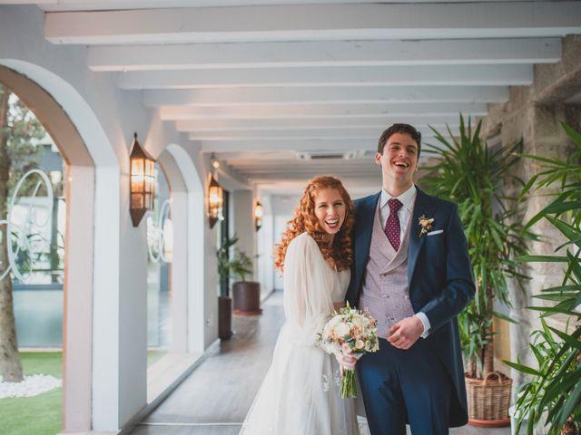 La boda de Jorge y Gabriela en San Agustin De Guadalix, Madrid 205