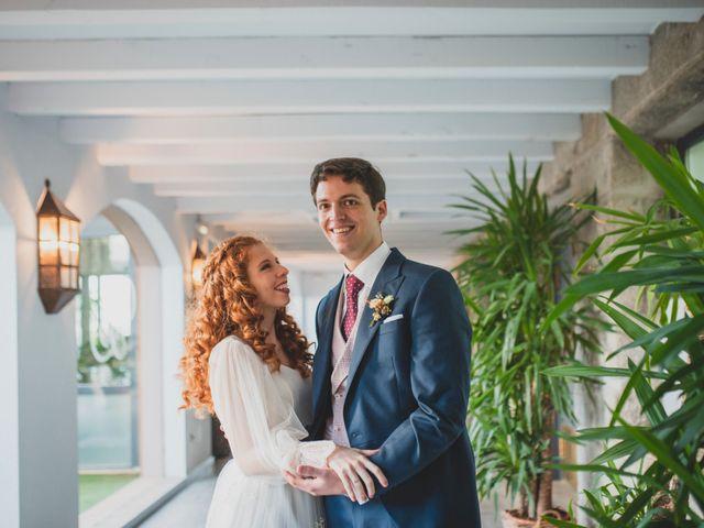 La boda de Jorge y Gabriela en San Agustin De Guadalix, Madrid 206
