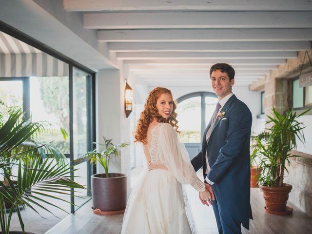 La boda de Jorge y Gabriela en San Agustin De Guadalix, Madrid 208