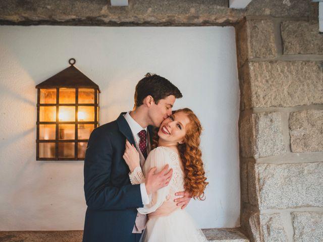 La boda de Jorge y Gabriela en San Agustin De Guadalix, Madrid 210