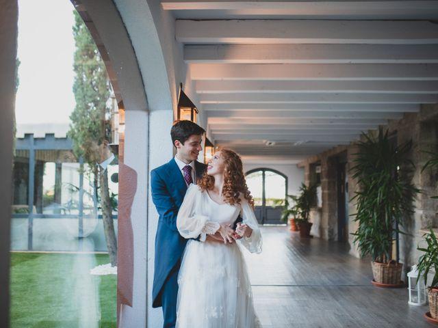 La boda de Jorge y Gabriela en San Agustin De Guadalix, Madrid 212