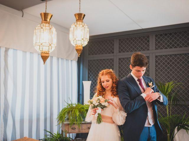 La boda de Jorge y Gabriela en San Agustin De Guadalix, Madrid 223