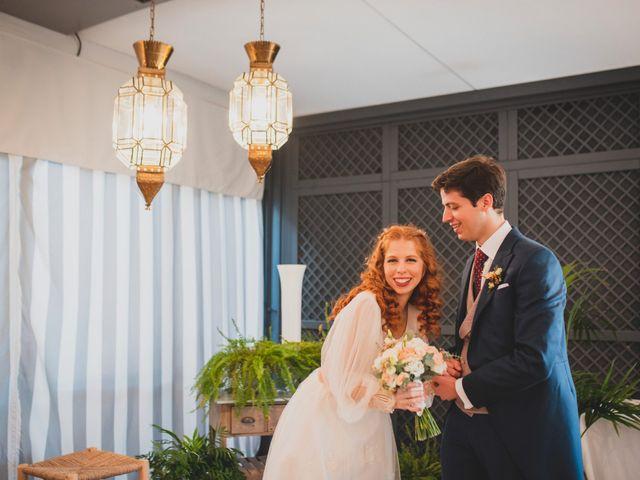 La boda de Jorge y Gabriela en San Agustin De Guadalix, Madrid 225