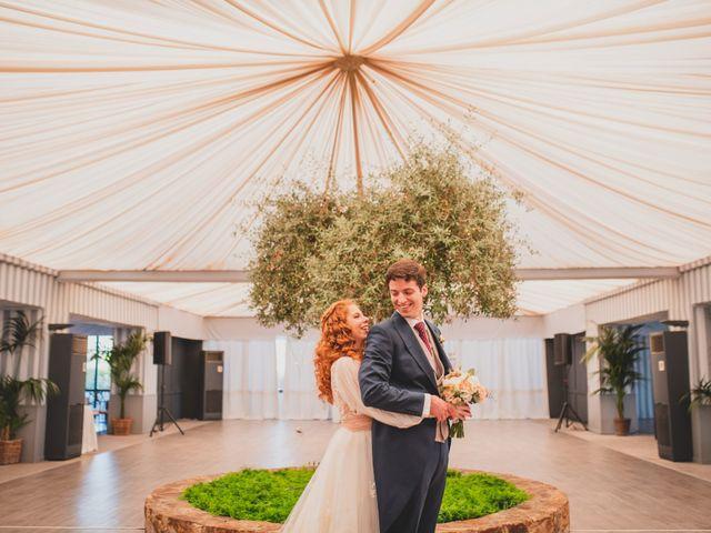La boda de Jorge y Gabriela en San Agustin De Guadalix, Madrid 227