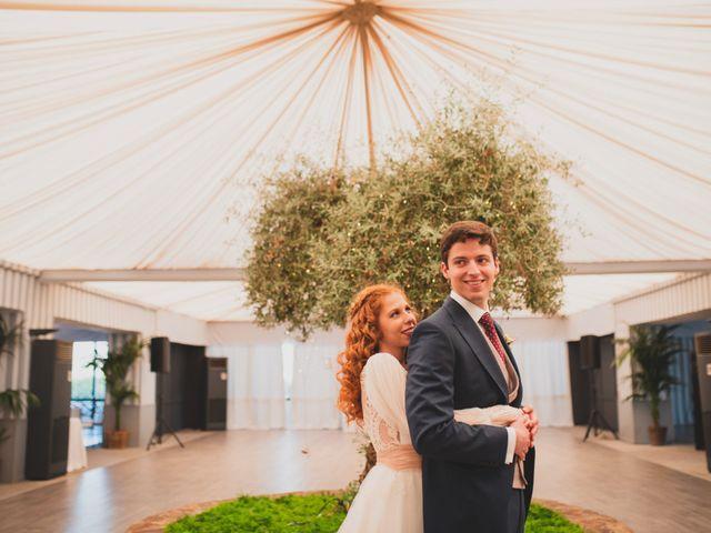La boda de Jorge y Gabriela en San Agustin De Guadalix, Madrid 229