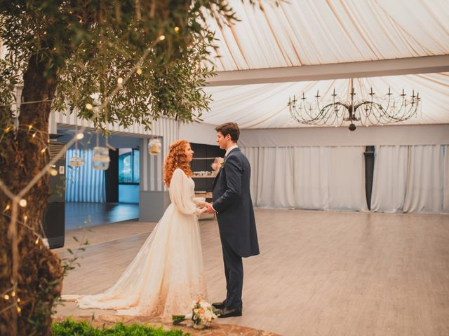 La boda de Jorge y Gabriela en San Agustin De Guadalix, Madrid 235