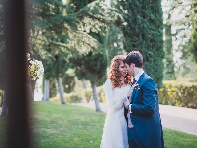 La boda de Jorge y Gabriela en San Agustin De Guadalix, Madrid 240