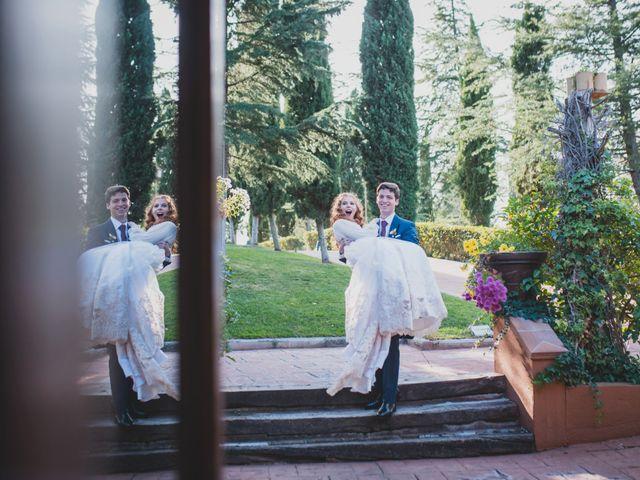 La boda de Jorge y Gabriela en San Agustin De Guadalix, Madrid 241