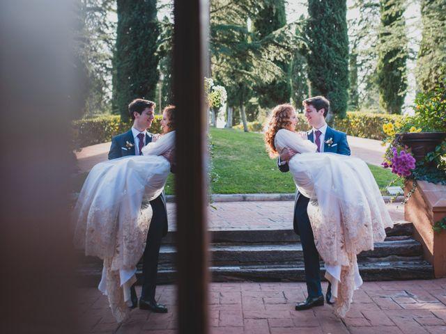 La boda de Jorge y Gabriela en San Agustin De Guadalix, Madrid 242