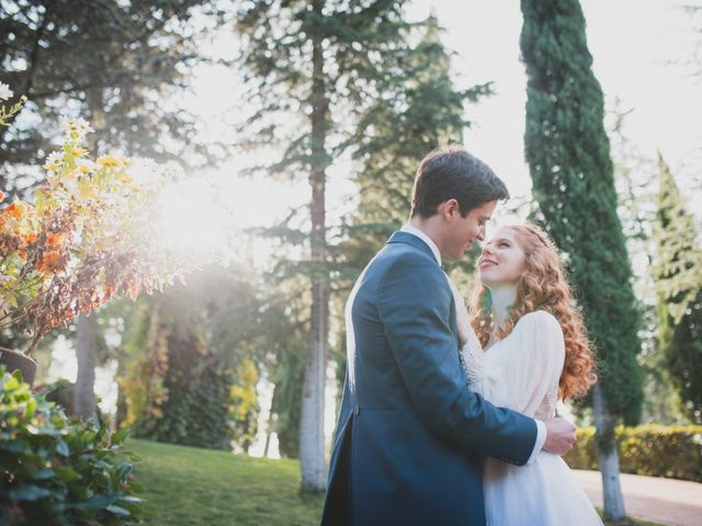La boda de Jorge y Gabriela en San Agustin De Guadalix, Madrid 249