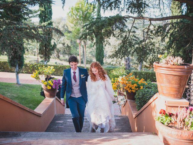 La boda de Jorge y Gabriela en San Agustin De Guadalix, Madrid 250