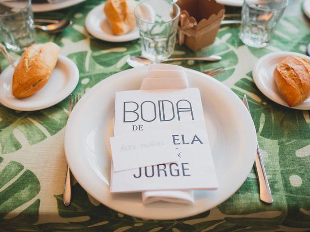 La boda de Jorge y Gabriela en San Agustin De Guadalix, Madrid 253