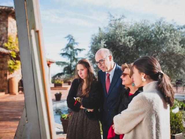 La boda de Jorge y Gabriela en San Agustin De Guadalix, Madrid 258